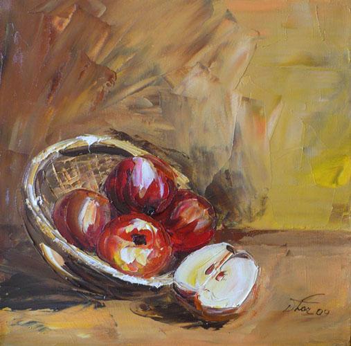 Dorota Łaz • Galeria obrazów • malarstwo • obrazy olejne